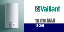 Scaldabagno Vaillant turboMAG 14-2/0
