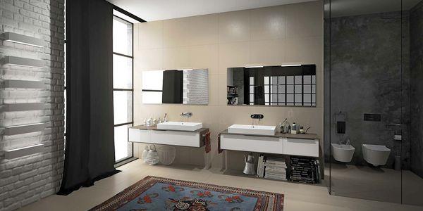 Arredo bagno mobili bagno box e cabine doccia for Berloni bagno