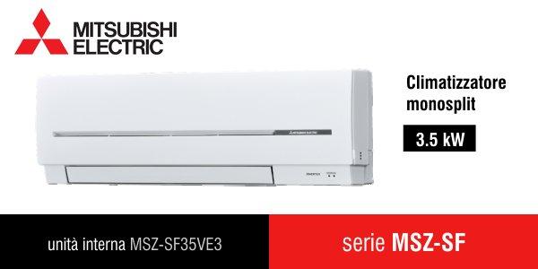 offerte climatizzatori mitsubishi electric e pompe di calore