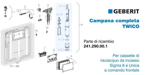 Combifix Italia Up720 Prezzo.Offerte Geberit In Vendita A Prezzi Scontati Termoidraulica Coico Roma