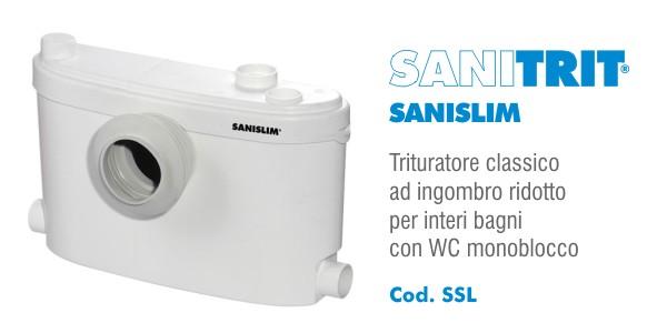 Offerte Sanitrit Trituratori Wc E Pompe Di Scarico Termoidraulica Coico Roma