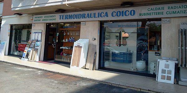 Termoidraulica Coico Roma - Showroom ceramiche e arredobagno ...